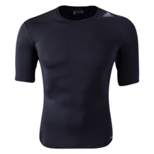 adidas Power Web Compression Top Short Sleeve