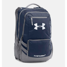 Under Armour Hustle Backpack II - Navy