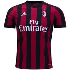 adidas 17/18 AC Milan Home Jersey
