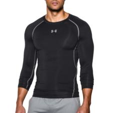 UA HeatGear Armour Long Sleeve Compression Shirt