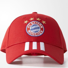 adidas FC BAYERN MUNICH 3-STRIPES HAT