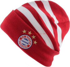FC BAYERN MUNICH 3-STRIPES BEANIE