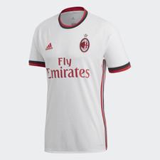 adidas 17/18 AC Milan Away Jersey