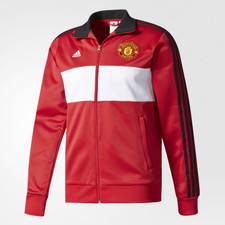 adidas Manchester United 3S Track Top