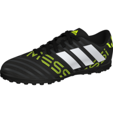 adidas Nemeziz Messi 17.4 Turf Boot Youth - utility black/ftwr white/solar yellow