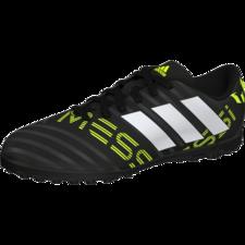 adidas Nemeziz Messi 17.4 Turf Boot Youth - utility black/ftwr white/solar yellow