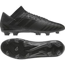 adidas Nemeziz 17.3 FG - Core Black/Utility Black