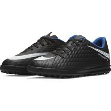 Nike HypervenomX Phade III Turf Boot Jr - Black/White-Game Royal