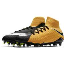 Nike Hypervenom Phatal III Dynamic Fit Firm Ground Boot - LASER ORANGE/WHITE-BLACK-VOLT
