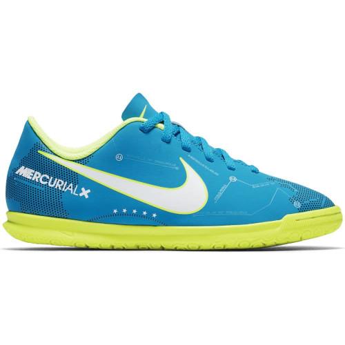Nike MercurialX Vortex III NJR Indoor Boot Jr - BLUE ORBIT/WHITE-BLUE ORBIT-ARMORY NAVY