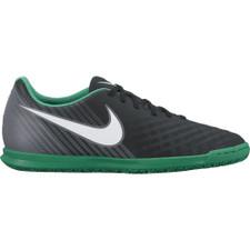 Nike MagistaX Ola II Indoor Boot - BLACK/WHITE-COOL GREY-STADIUM GREEN