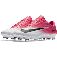 check out 11c01 51a6a Nike Mercurial Vapor XI Firm Ground Boot - Racer Pink/Black-White