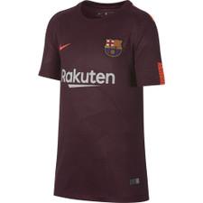 Nike Breathe FC Barcelona Stadium Jersey Youth