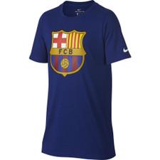 Kids FC Barcelona Crest T-Shirt