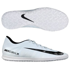 Nike MercurialX Vortex III CR7 Indoor Boot - BLUE TINT/BLACK-WHITE-BLUE TINT