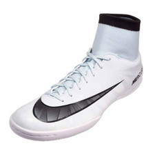 Nike MercurialX Victory VI CR7 Dynamic Fit Indoor Boot - BLUE TINT/BLACK-WHITE-BLUE TINT