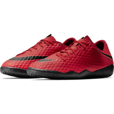 Nike HypervenomX Phelon III Indoor Boot - UNIVERSITY RED/BLACK-BRIGHT CRIMSON