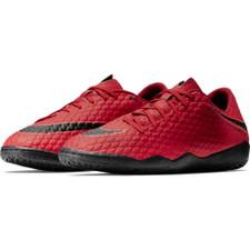 Nike HypervenomX Phelon III Indoor Boot - UNIVERSITY RED/BLACK-BRIGHT CRIMSON