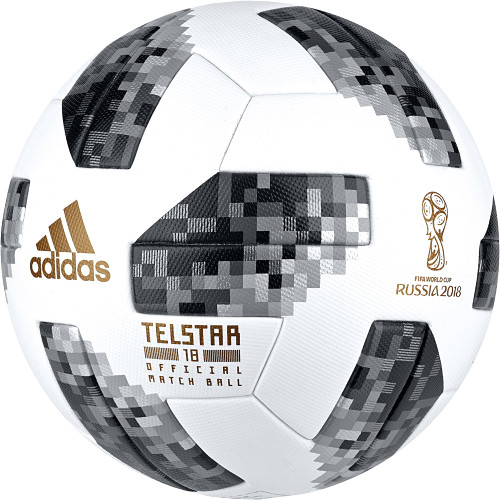538834dc921b adidas Telstar 18 Official World Cup Match Ball