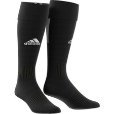 adidas Santos 18 Sock - Black/White