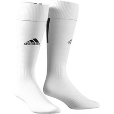 adidas Santos 18 Sock - White/Black