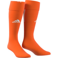 adidas Santos 18 Sock - Orange/White
