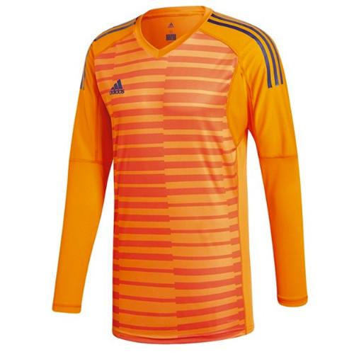 8ae981f5 adidas AdiPro 18 Goal Keeper Jersey - Orange/Orange/UnityInk | SOCCERX