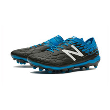 New Balance Visaro 2.0 Pro Firm Ground Boot - Black/Bolt