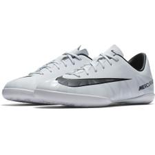 Nike MercurialX Victory VI CR7 Indoor Boot Jr - BLUE TINT/BLACK-WHITE-BLUE TINT