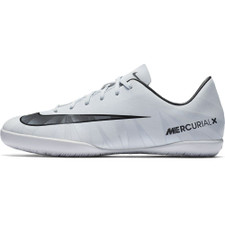 check out 33382 0e463 Nike MercurialX Victory VI CR7 Indoor Boot Jr - BLUE TINT/BLACK-WHITE-BLUE  TINT