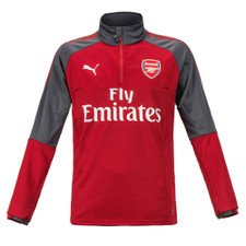 Puma Arsenal 1/4 Zip Training Top