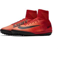 Nike MercurialX Proximo II DynamiC Fit Turf Boot - UNIVERSITY RED/BLACK-BRIGHT CRIMSON
