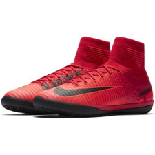 Nike Mercurial Proximo II Indoor Boot - UNIVERSITY RED/BLACK-BRIGHT CRIMSON