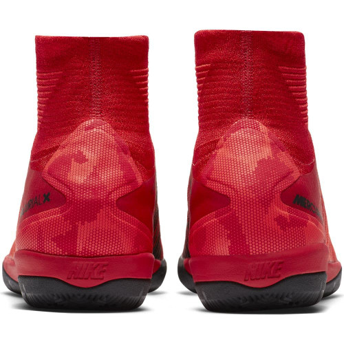 9dfb2fdee Nike MercurialX Proximo II Dynamic Fit Indoor Boot - UNIVERSITY RED BLACK-BRIGHT  CRIMSON