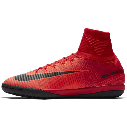 Nike MercurialX Proximo II Dynamic Fit Indoor Boot - UNIVERSITY RED/BLACK-BRIGHT CRIMSON