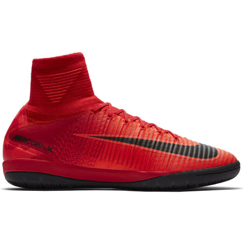 Nike MercurialX Proximo II Dynamic Fit Indoor Boot - UNIVERSITY RED/BLACK-BRIGHT CRIMSON