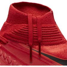 best authentic dae6e 211b4 Nike Hypervenom Phantom III Dynamic Fit Firm Ground Boot Jr - UNIVERSITY  RED/BLACK-BRIGHT CRIMSON