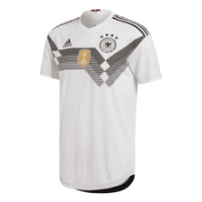2018 Germany Home Authentic Replica Jersey