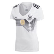 adidas 2018 Germany Home Replica Jersey Womens