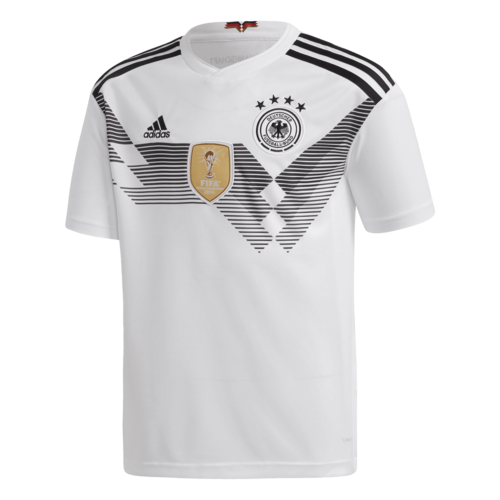 f1a523f99de adidas 2018 Germany Home Replica Jersey Youth