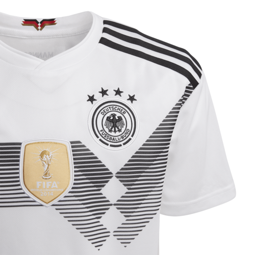 0156c8a22 ... adidas 2018 Germany Home Replica Jersey Youth ...