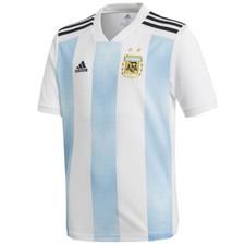 adidas 2018 Argentina Home Replica Jersey