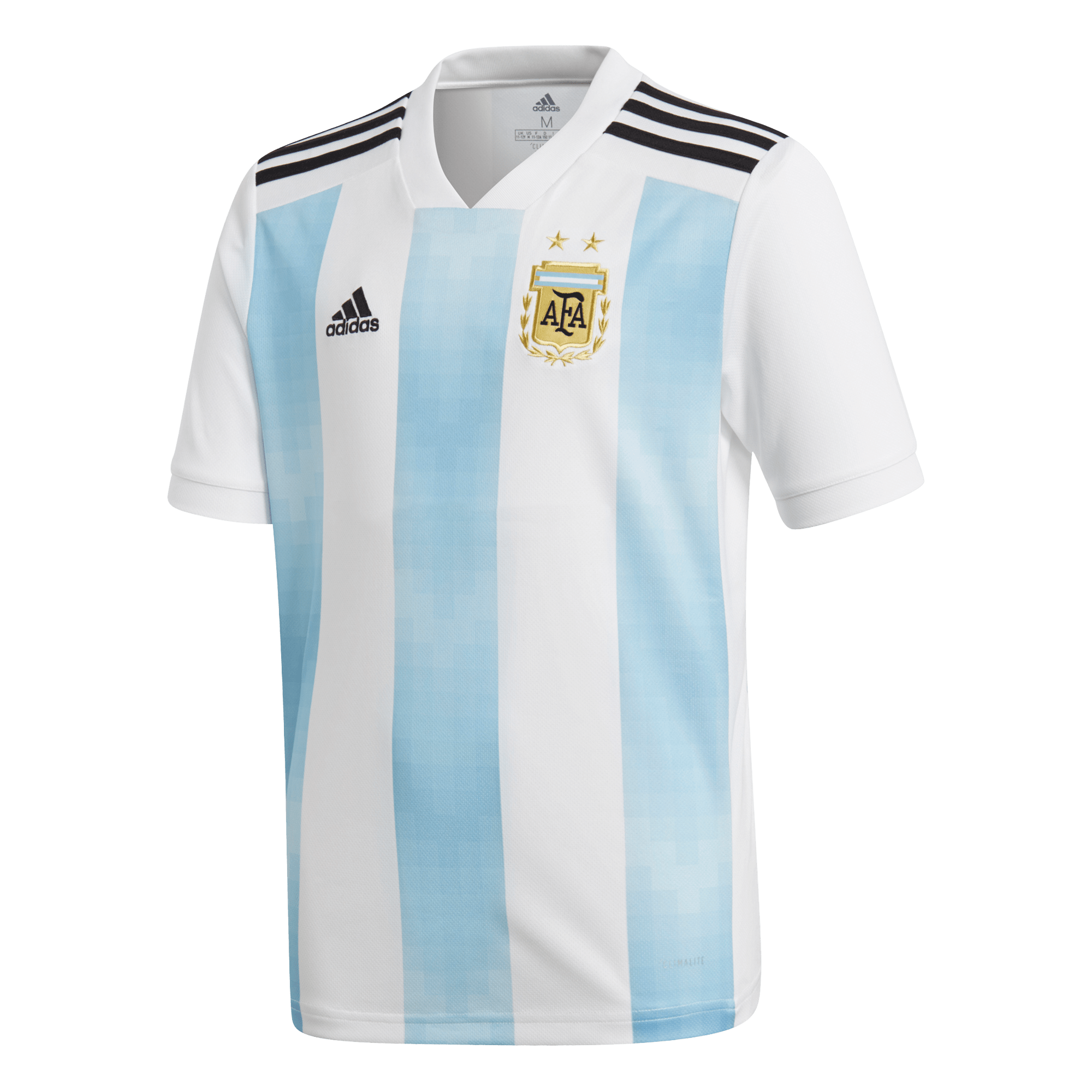 ... spain adidas 2018 argentina home replica jersey youth 8a1fe 2da65 d6751cf25