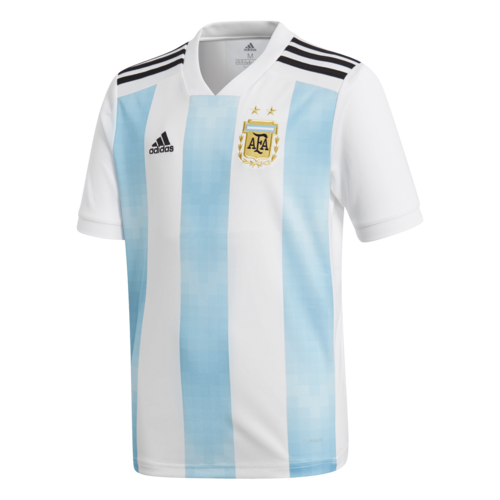 563015801 adidas 2018 Argentina Home Replica Jersey Youth | SOCCERX