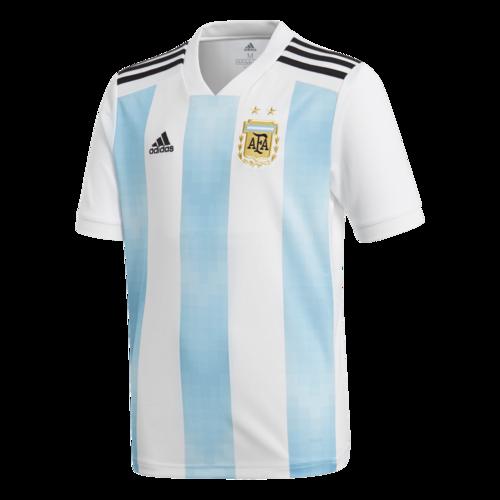 b9ae09b6 adidas 2018 Argentina Home Replica Jersey Youth | SOCCERX