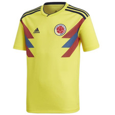 adidas 2018 Colombia Home Replica Jersey