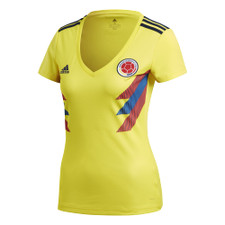 2018 Colombia Home Replica Jersey Women