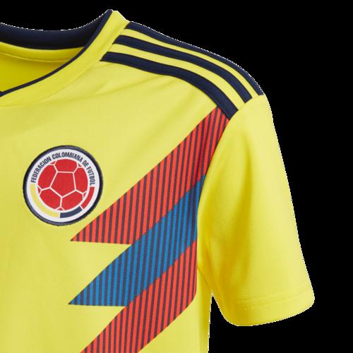 adidas 2018 Colombia Home Replica Jersey Youth ec0ecf2e5792