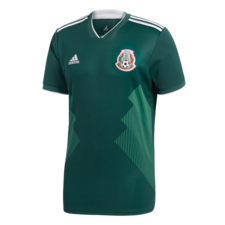 adidas 2018 Mexico Home Replica Jersey