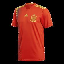 2018 Spain Home Replica Jersey